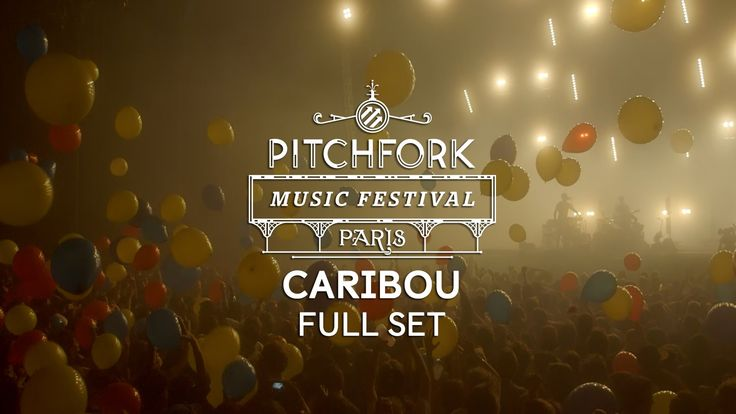 Caribou - Live at #Pitchfork #Music Festival Paris 2014