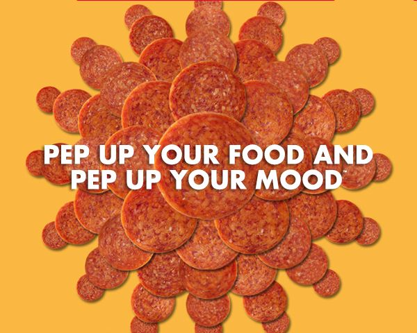Any snack gets zestier when you've got HORMEL® Pepperoni. Pep It Up!®