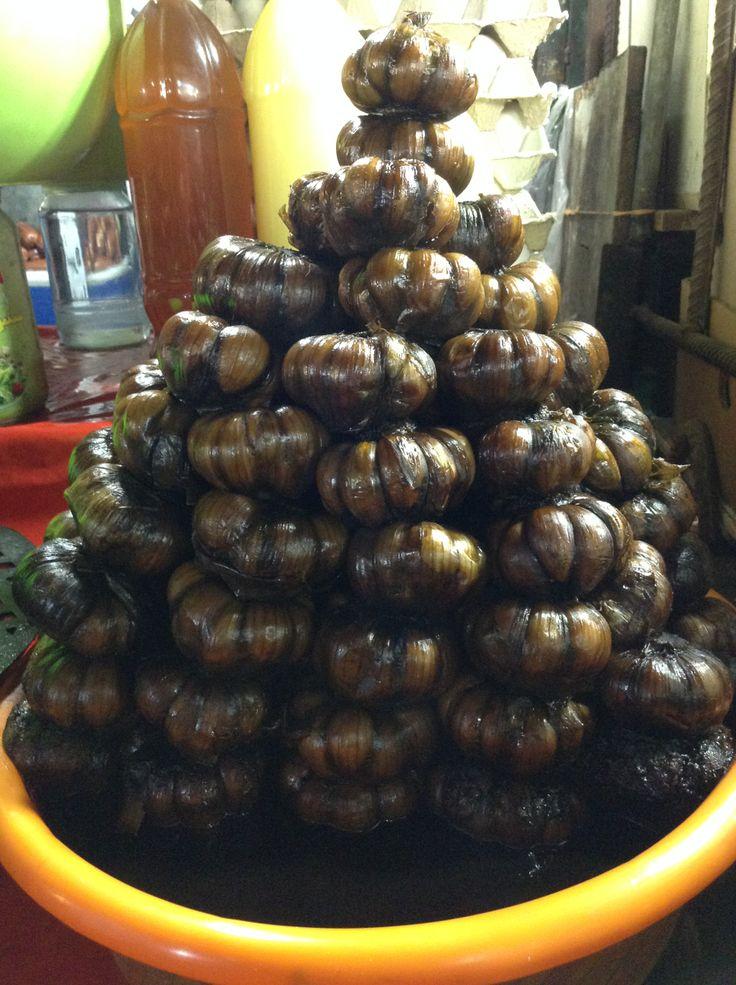 Pickled Garlic... Karaj, Iran