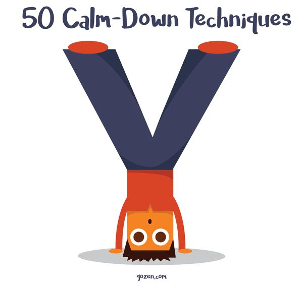 Navigating childhood challenges can be stressful, and sometimes deep breathing isn't the solution that works for your child. When your child is in need of tension relief, try one of these techniques:   Try an inversion. For centuries, Yogis have...
