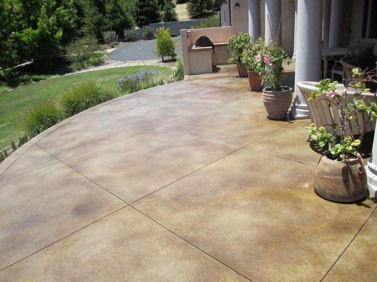 Best 25+ Concrete patio stain ideas on Pinterest | Diy ...