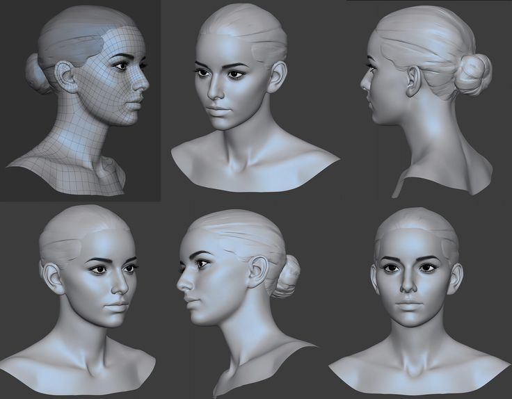 https://gumroad.com/l/VZzpM Zbrush model with subdivisin levels. Could be used for any kind of personal or commercial projects.