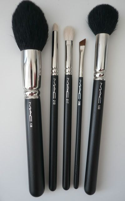 Anna6Belle: My Top 5 Must Have Mac Brushes