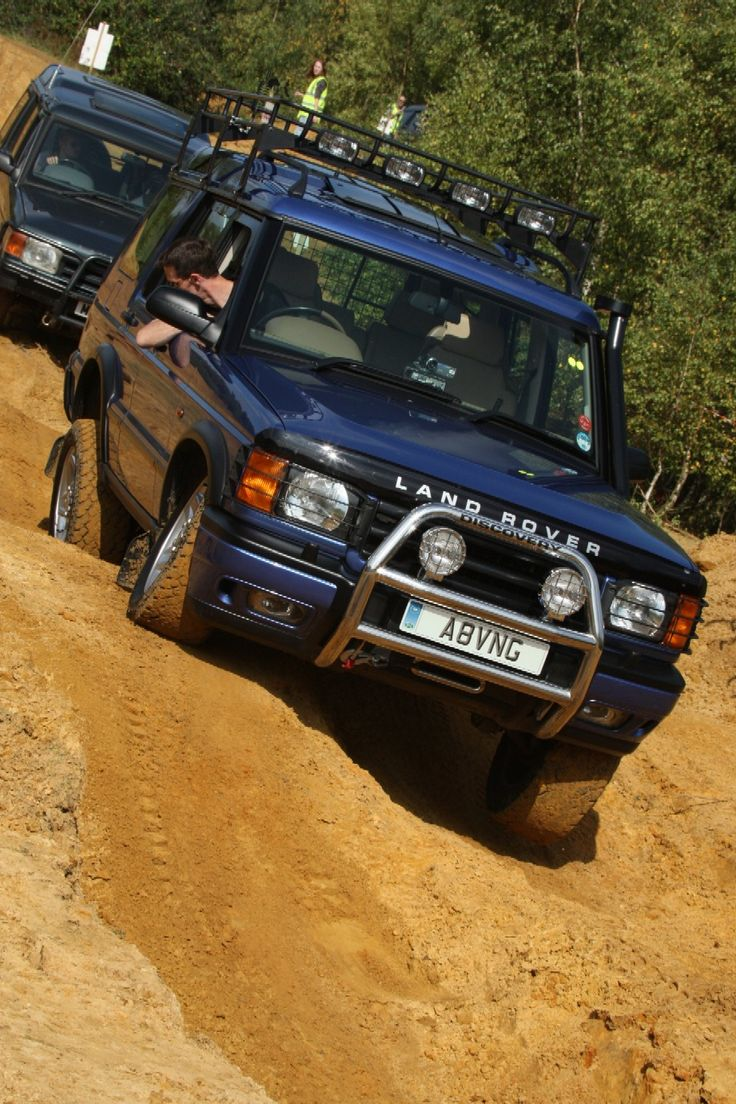 Land rover discovery fully flex d