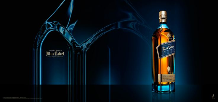Johnnie Walker Blue Label Widescreen For Desktop