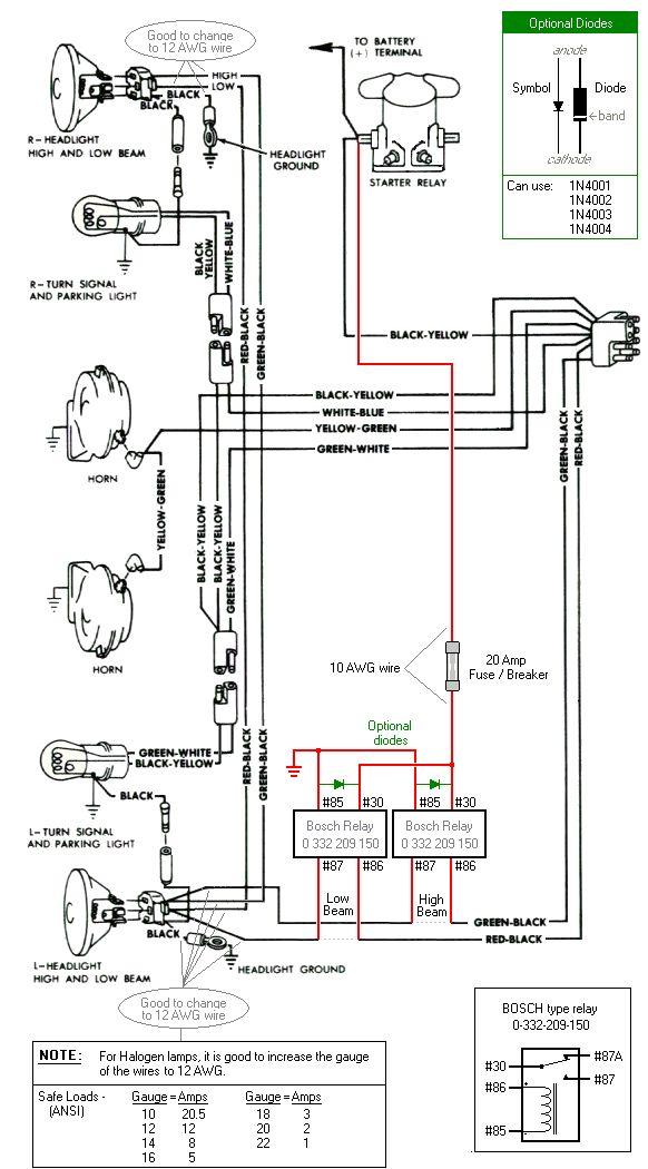 vw beetle wiring diagram on 1969 volkswagen bug wiring diagram