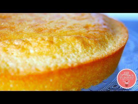 Victoria Sponge Cake Recipe | Бисквитный Tорт Виктория - YouTube