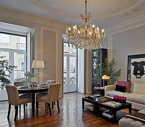 Love: Style Villas, French Doors, Amazing Style, High Ceilings, Apartment Living, French Apartment, Spanish Style, Crowns Moldings, Ana Cordeiro