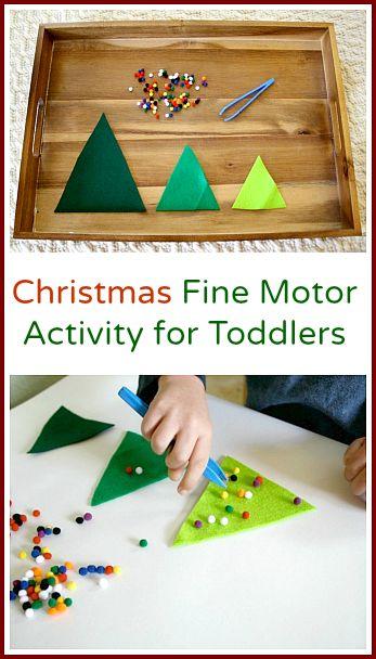 Sempre criança:    http://buggyandbuddy.com/toddler-christmas-acti...