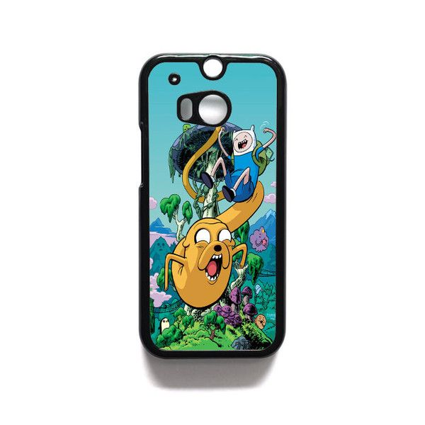 Adventure Time Wow 6 HTC One M7 M8 iPod Touch 4 5 Case Cover
