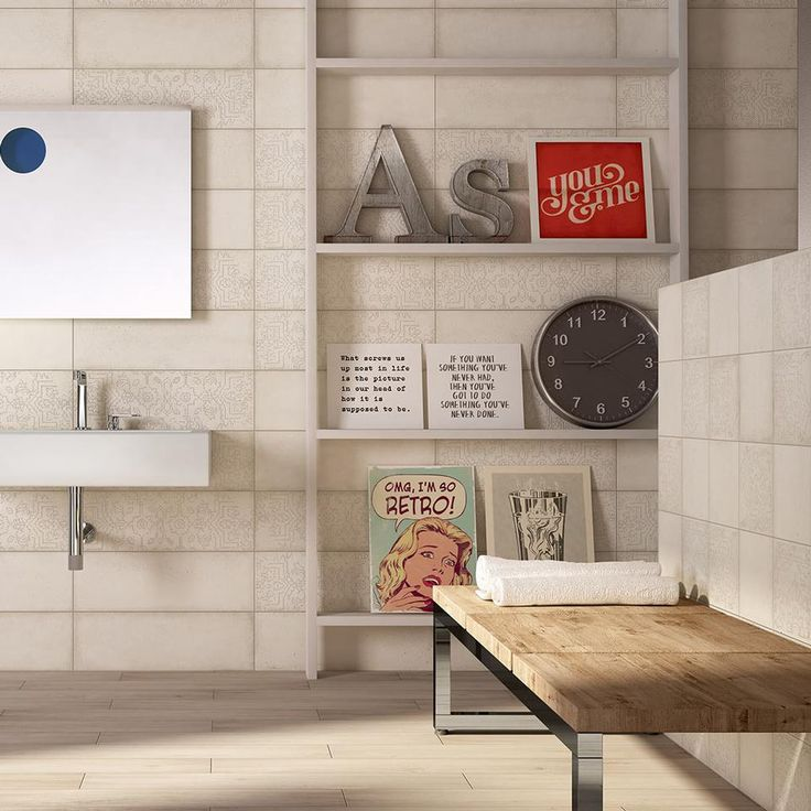 183 best Bathroom images on Pinterest | Irises, Tiles and Richmond ...