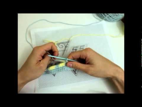 Crochet Tutorial 13: Tapestry Crochet - YouTube