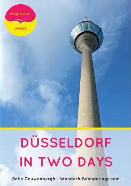 There are plenty of places to visit in Düsseldorf, but what if the weather's bad? This post gives you ideas on what to see in Düsseldorf when it rains...
