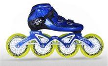 XW Patinar Patines de Slalom Adultos Profesionales/Frenos/Envío Individual Inline Patinaje Patins Deportes Al Aire Libre 4 Ruedas de Rodillos zapatos