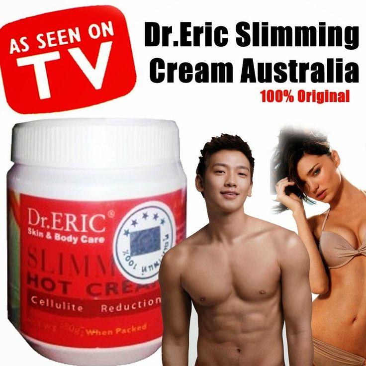Cream Pelangsing Dr Eric Slimming Hot Cream atau Dr Eric Slimming Hot Cream Original Thailand 500gr merupakan salah satu cream pelangsing yang diproduksi dari negara Thailand yang sangat ampuh untuk mengecilkan selulit  http://raykosmetik.blogspot.com/2014/11/dr-eric-slimming-hot-cream-badan-kurus.html