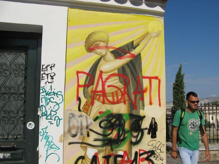 Graffity. Athen's