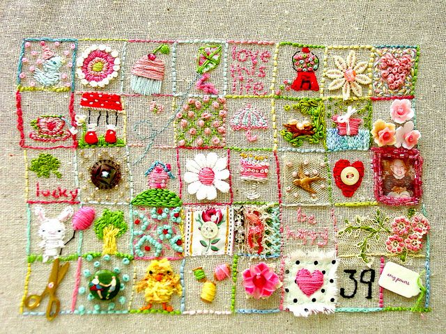 39-squares projects