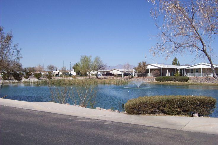 Trails West Mobile Home Park, Tuscon AZ on