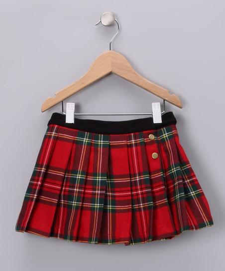 tartan-skirt-babe