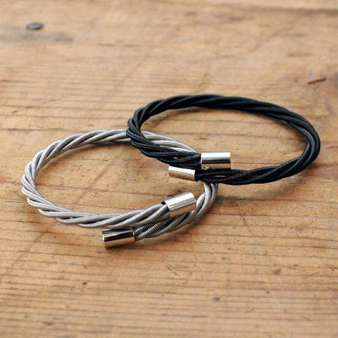 Bass Guitar String Bracelets
