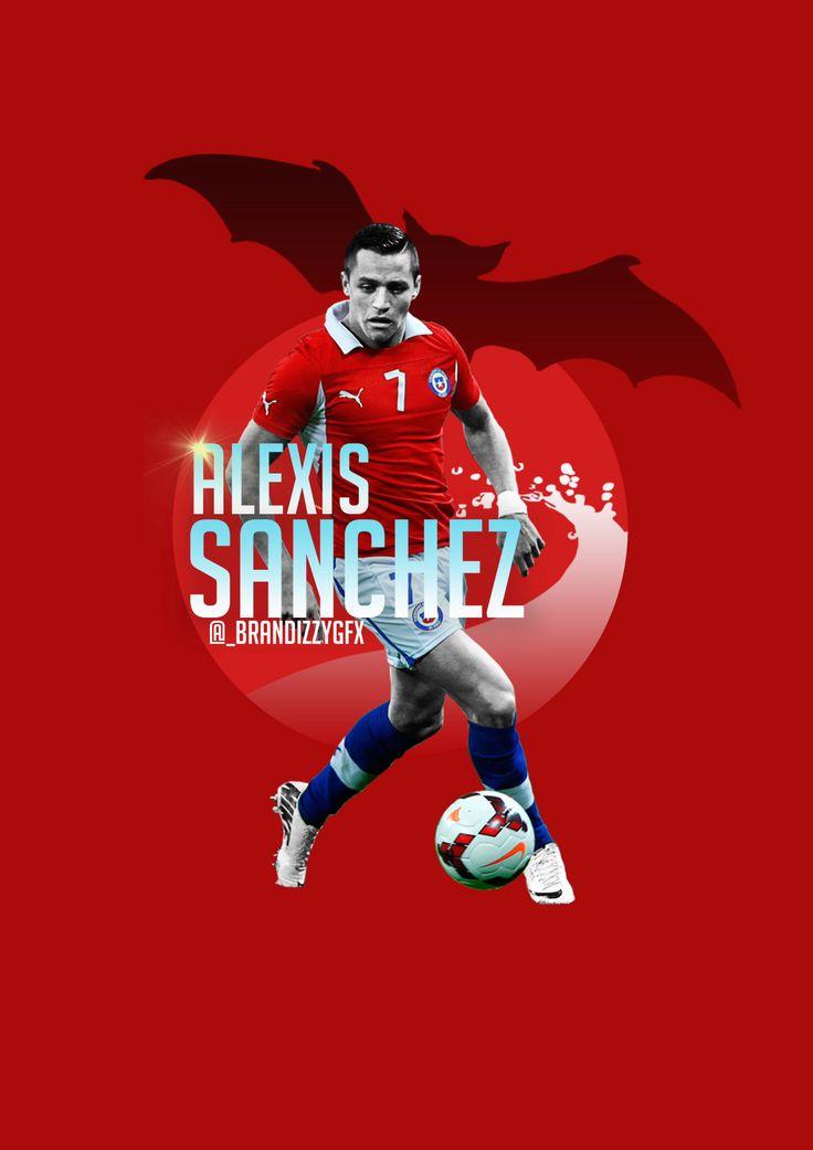 Alexis Sanchez Edit