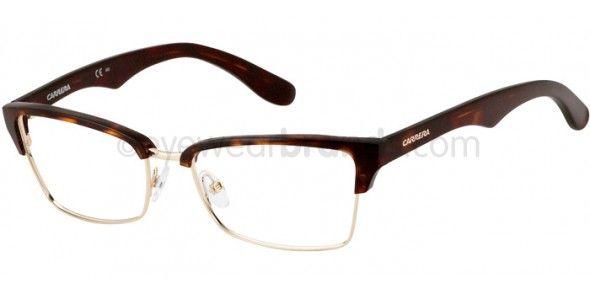 Carrera CA 6602 Carrera CA6602 86Q Havana Carrera Glasses   2013 Carrera Eyewear Frames Online from UK Opticians