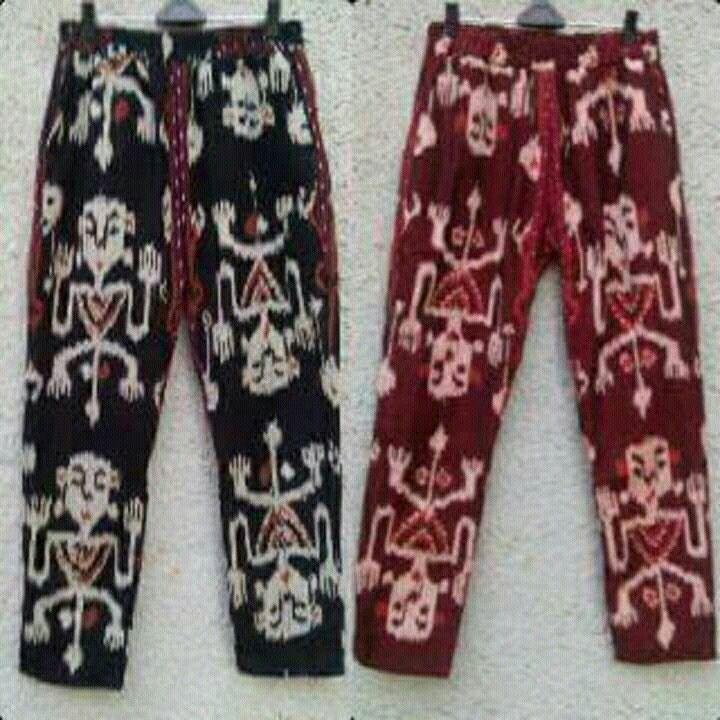 Celana etnik cantik, pemesanan bisa melalui pin bb 5E5AAF02 atau WA : 089620391661