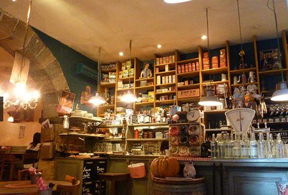 le bar à Tartines - Lyon. from le bonbon