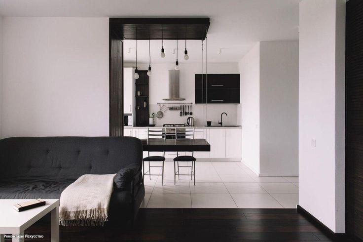 Квартира молодой пары во Львове от архитекторов Formaline Studio