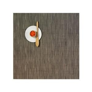 Chilewich | Bamboo Square Placemat Chocolate