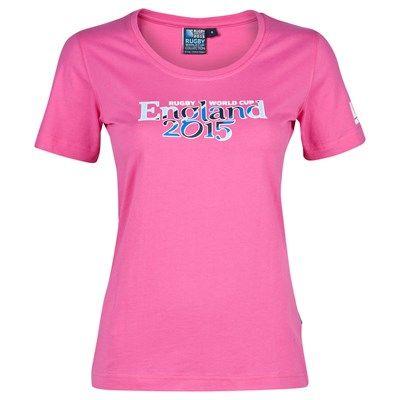 Ladies English Rugby Shirt