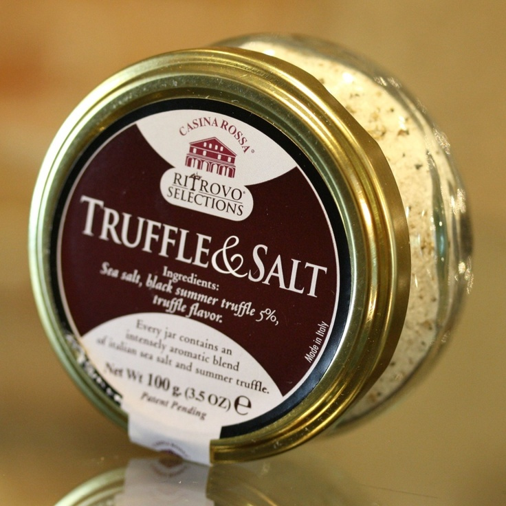Truffle Salt - Ritrovo
