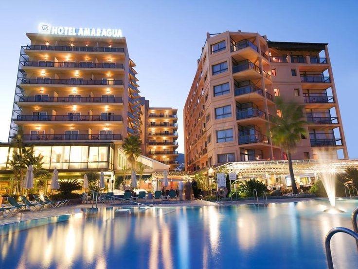 Hotel Amaragua Torremolinos Costa Del Sol Spain