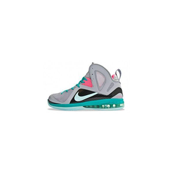 Nike LeBron 9 ❤ liked on Polyvore
