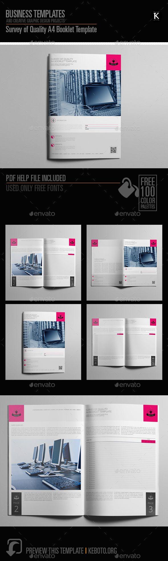 Mejores 34 imágenes de Brochure, Flyer And Magazine Template en ...
