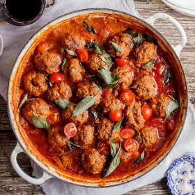 Meatball+curry+