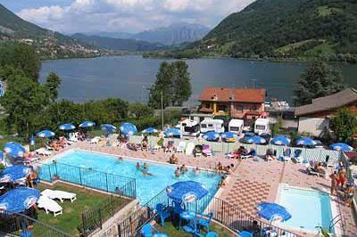 Camping La Tartufaia - Lago di Endine - Ranzanico