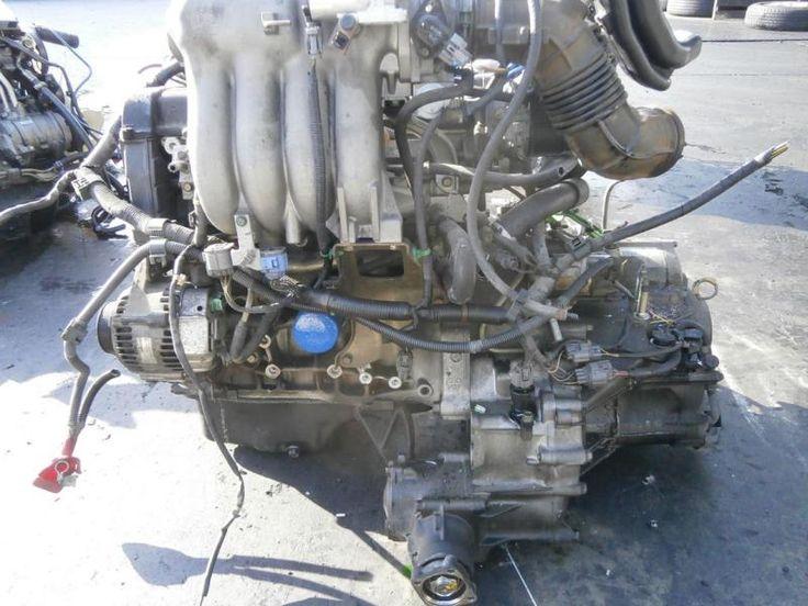 бу двигатель HONDA B20B 4WD AT S4TA RD1 87015 км — КОСА+КОМП