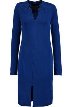 Halston Heritage Stretch-jersey dress | THE OUTNET