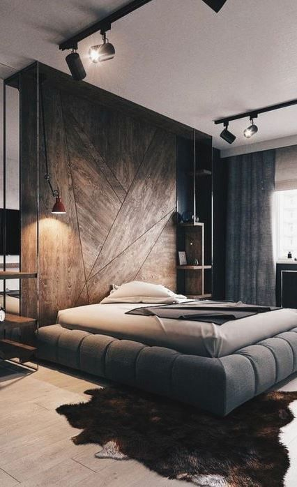 Dark Inspiration 30 Perfect Solution For The Bedroom In 2018 Bed