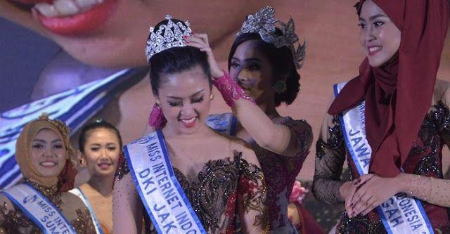 OXYgen Denim Indonesia: Marsya Gusman Rebut Gelar Miss Internet Indonesia ...