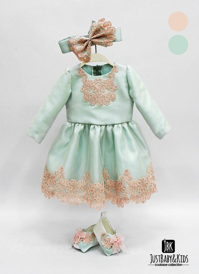 BM08 Kız Bebek Mevlüdü Takım Just Baby & Kids - Bebek ve Çocuk Kostüm - Giyim