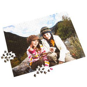 Scegli una foto particolarmente significativa per te e stampala su un formidabile puzzle 40x60 di 768 pezzi!