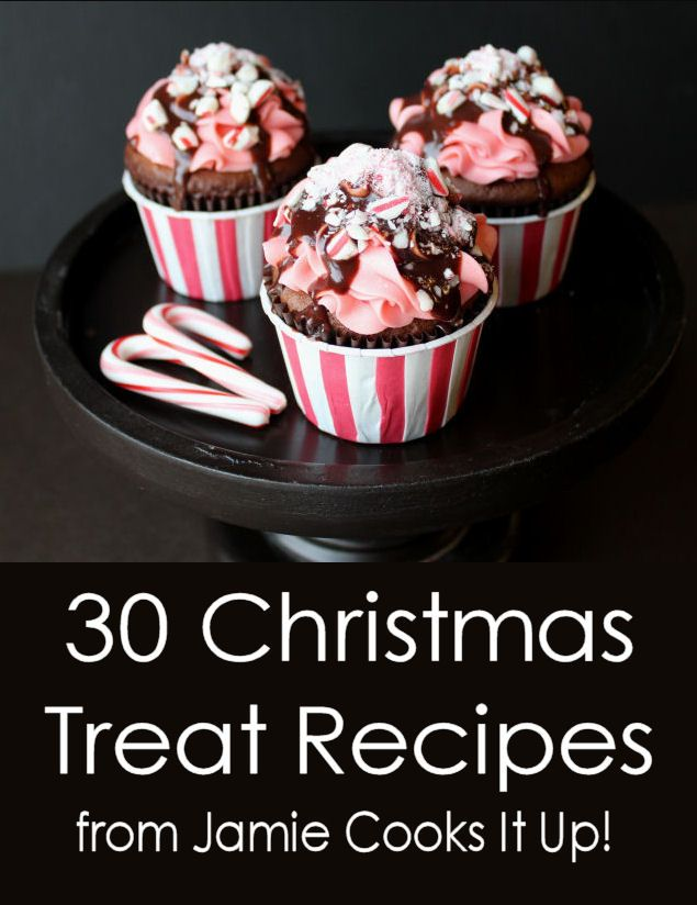 Christmas Treats from Jamie Cooks It Up!