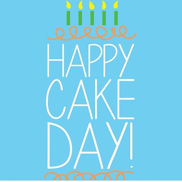 Best Birthday Cards Images On Pinterest Birthday Cards - Favorite birthday cake