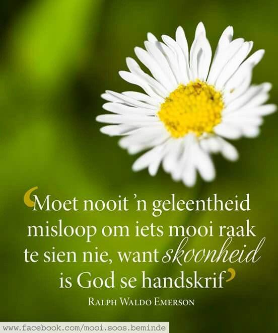 God se handskrif