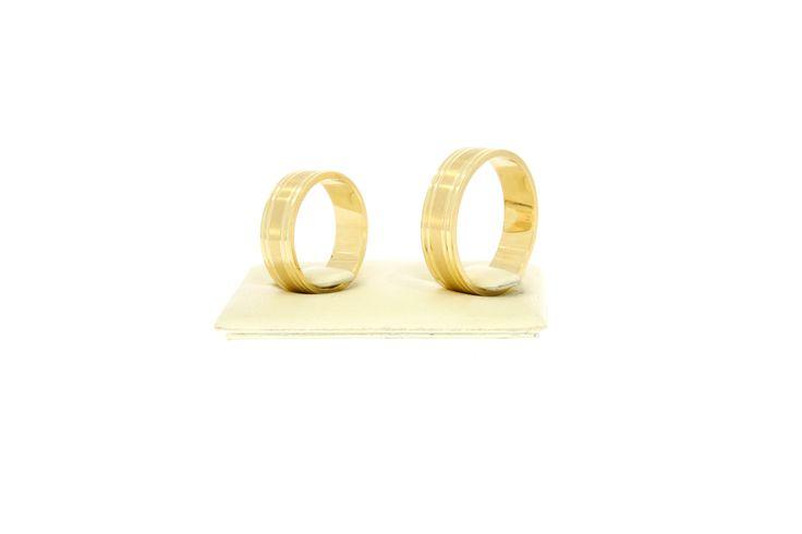 Piękne złote obrączki #musthave #gold #rings #jewellery #shopping #handmade