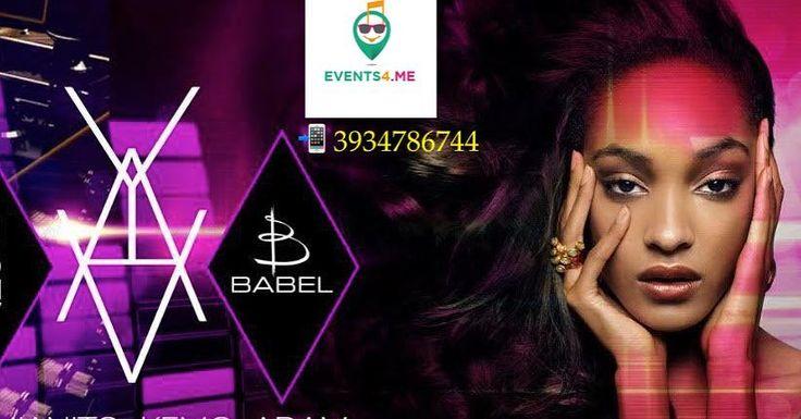 Stasera Art Cafè chiuso Serata al Babel omaggio donna in lista #EVENTS4ME 3934786744