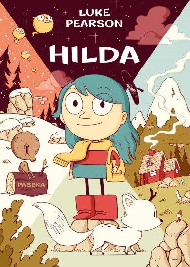 Pearson Luke Hilda | Komiks