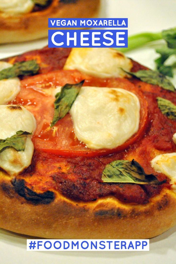 Check Out This Awesome Vegan Plant Based Simple Recipe On The Food Monster App And Don T Forget To Pin To Your Vegan Cheese Recipes Vegan Pizza Cheese Food